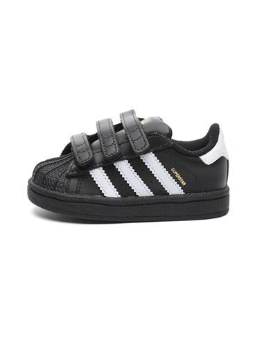 adidas Adidas Bebek Günlük Ayakkabı Bz0419 Superstar Cf I Renkli